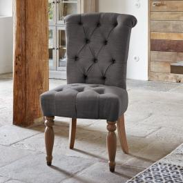 Chaise Claville anthracite