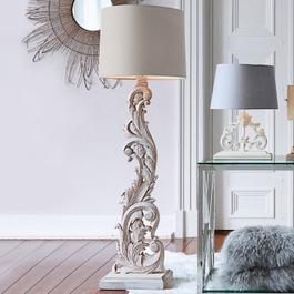 Lampe sur pied Talisha