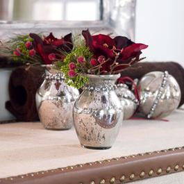 Lot de 2 vases Louna