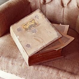 Coffret livre Bouquin