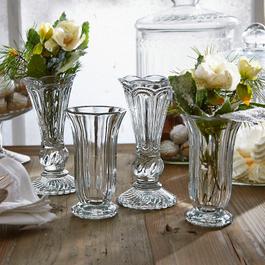 Lot de 4 vases Filla