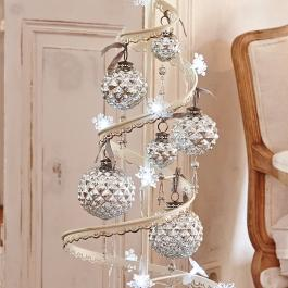 Lot de 6 décorations de Noël Murron