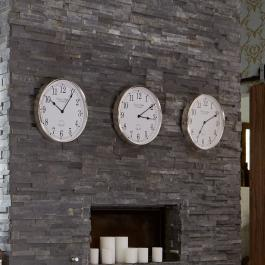 Horloge Cherveux