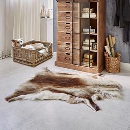 Peau de renne décorative Abighail