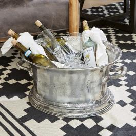 Seau à champagne Cerisé