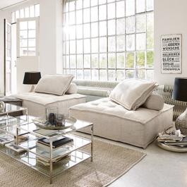 Canapé lounge Tesshill lin