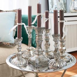 Lot de 6 chandeliers Adolpha