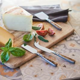 Lot de 3couverts à fromage Prasville