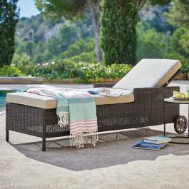 Chaise longue Tampa