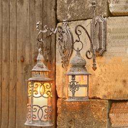 Lot de 2 lanternes Adéláde