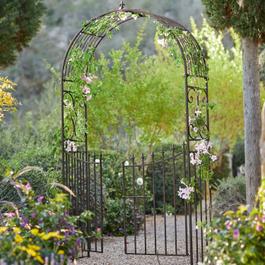 Arche à rosier Skyrose