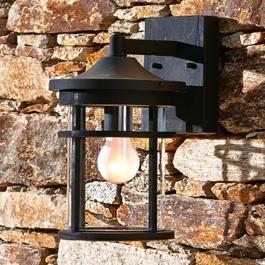 Lampe murale extérieure Herbeys