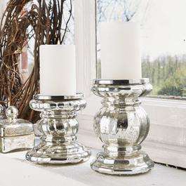 Lot de 2 chandeliers Konstantin