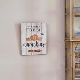 Panneau décoratif Pumpkins