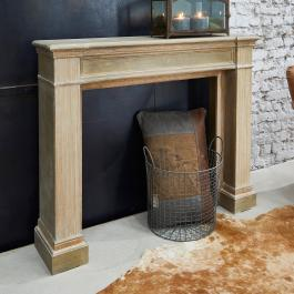 Console de cheminee Brandwood