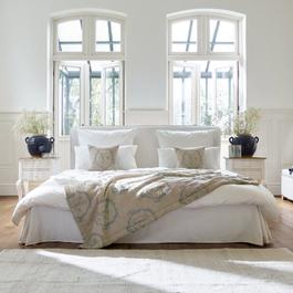 Parure de lit Melleroy blanc