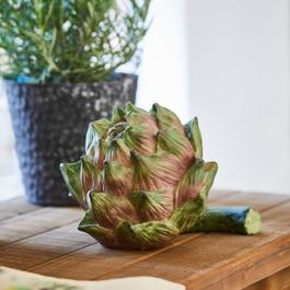 Décoration en forme d'artichaut Myka