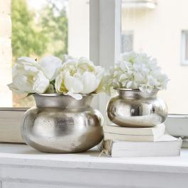 Lot de 2 vases Clément