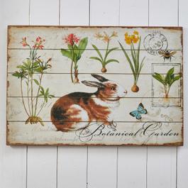 Panneau décoratif Botanical Garden