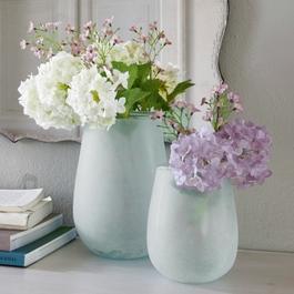 Lot de 2 vases Yolande