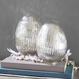 Lot de 2 œufs de Pâques Duvera