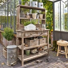 Table de jardinage Landover