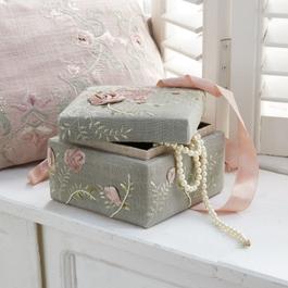 Boîte à bijoux Rosalena