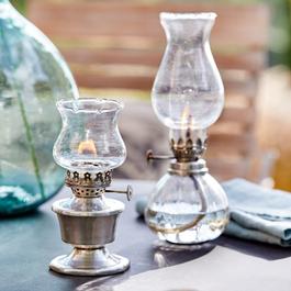 Lot de 2 lampes à huile Crouy
