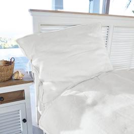 Linge de lit Monthelie blanc