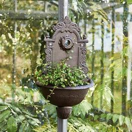 Pot de fleurs fontaine Ester