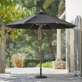 Parasol Brent noir