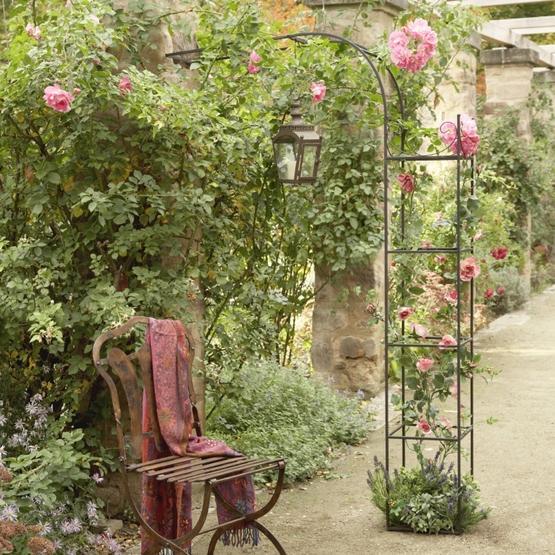 Arche à rosiers Fiore