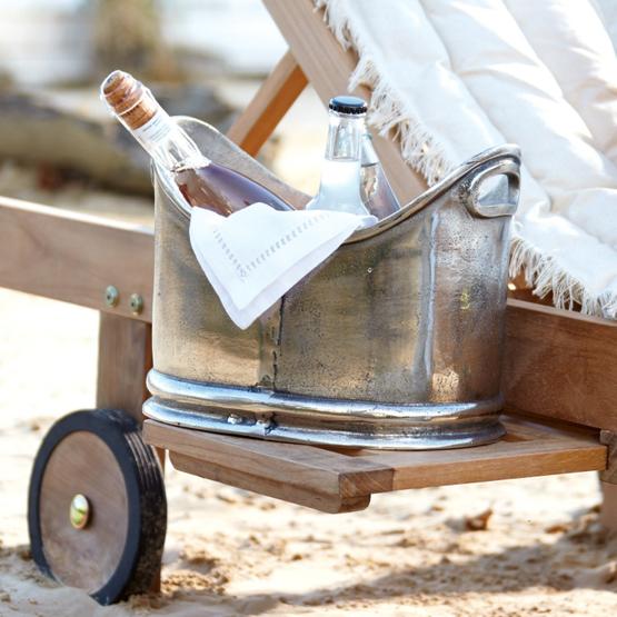 Seau à champagne Clearwater