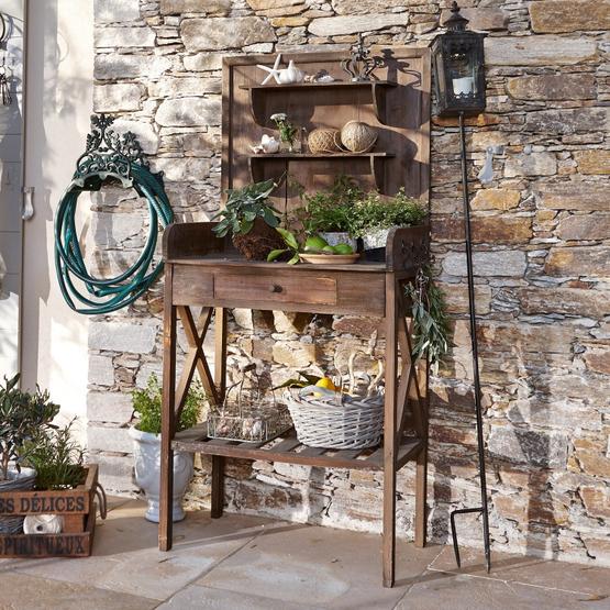 Table de jardinage Greensville