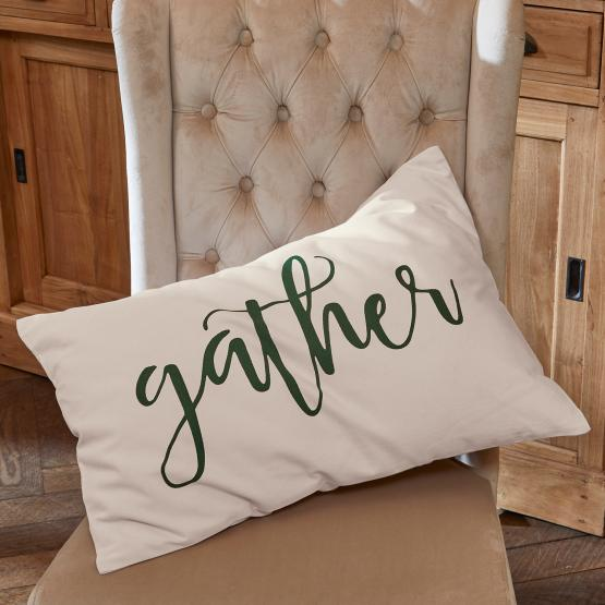 Coussin Gather