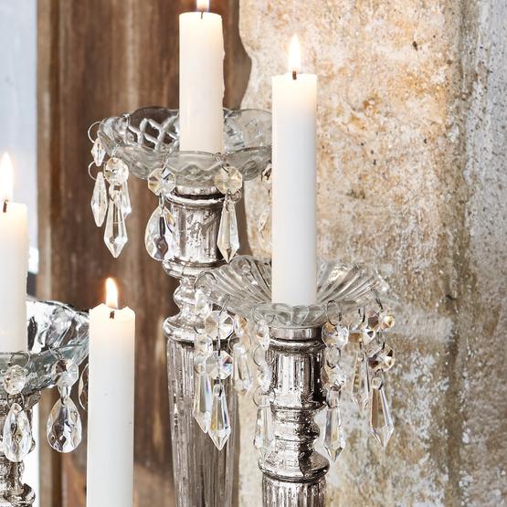 Lot de 4 coupelles à bougies Pontarion