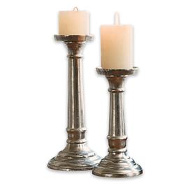 Lot de 2 chandeliers Symone