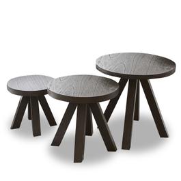 Set de 3 tables basses Stourton