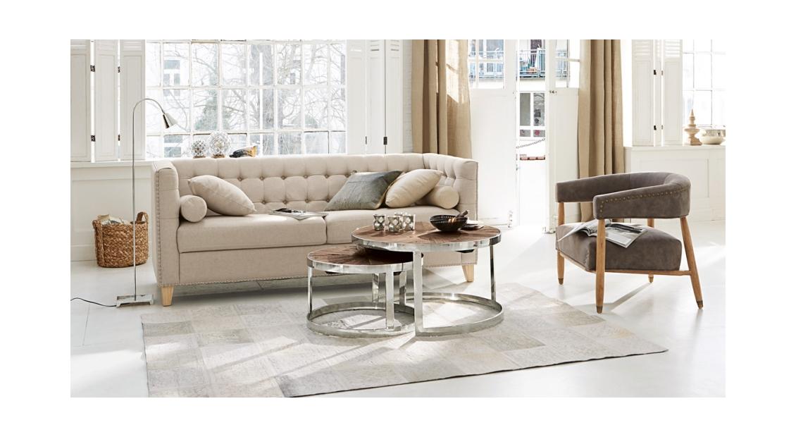 Design Chesterfield version moderne